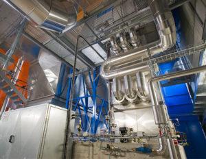 Scheuch heat exchanger technology