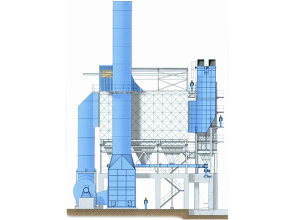 Scheuch mass cooler technology