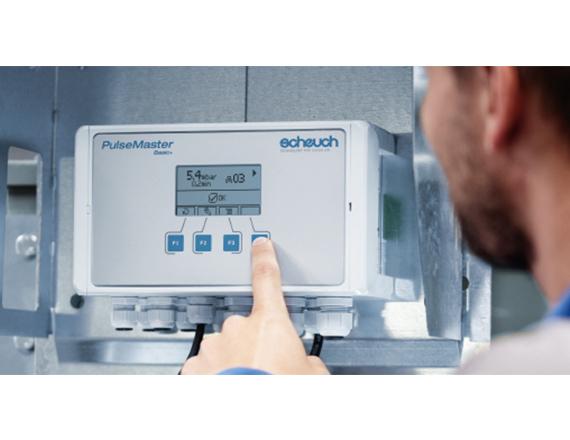 Scheuch pulsemaster basic plus control unit