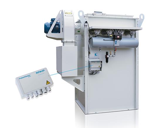 Scheuch pulsemaster basic control unit