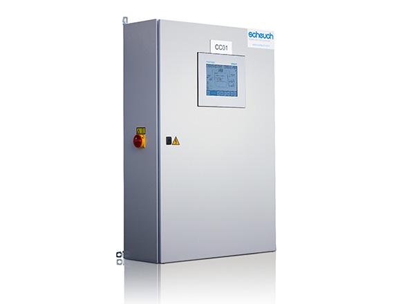 Scheuch pulsemaster premium control unit