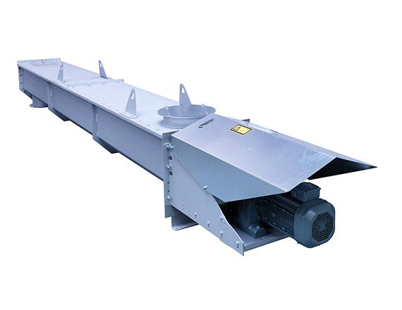 Scheuch screw conveyor components
