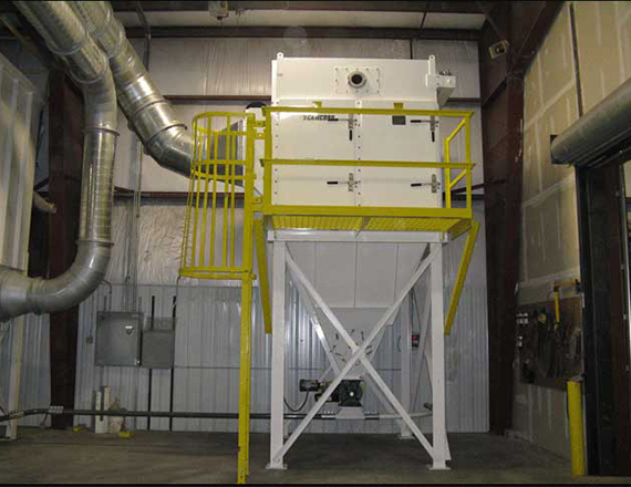 CAMCORP CAM-AIRO Cartridge Dust Collector