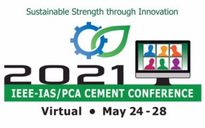 IEEE-IAS PCA Cement Conference logo